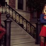 Flash et Supergirl réunis le temps d'un cross-over