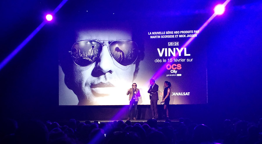 """""""On était là pour inventer le futur"""" (Entretien avec Philippe Manœuvre pour Vinyl sur HBO et OCS)"""