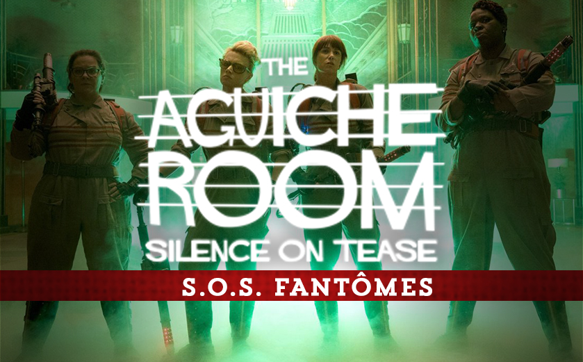 The Aguiche Room : Ghostbusters