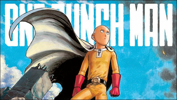 On a lu… One-Punch Man (T. 2) de ONE et Yûsuke Murata