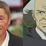 Takeshi Kitano au casting de Ghost In the Shell