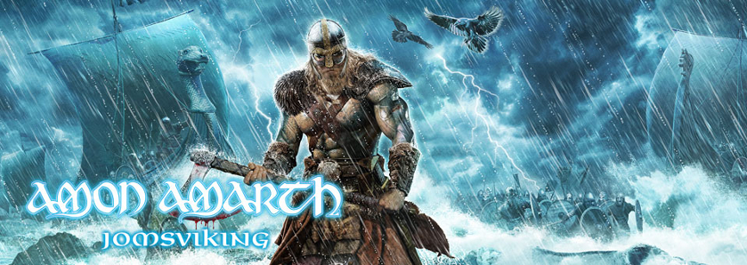 Amon Amarth – Jomsviking (Metal Blade Records)