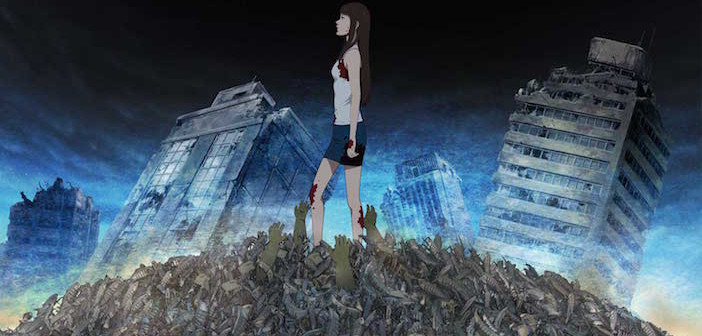 Re-Anime : Gyo : Tokyo Fish Attack! (de Takayuki Hirao)