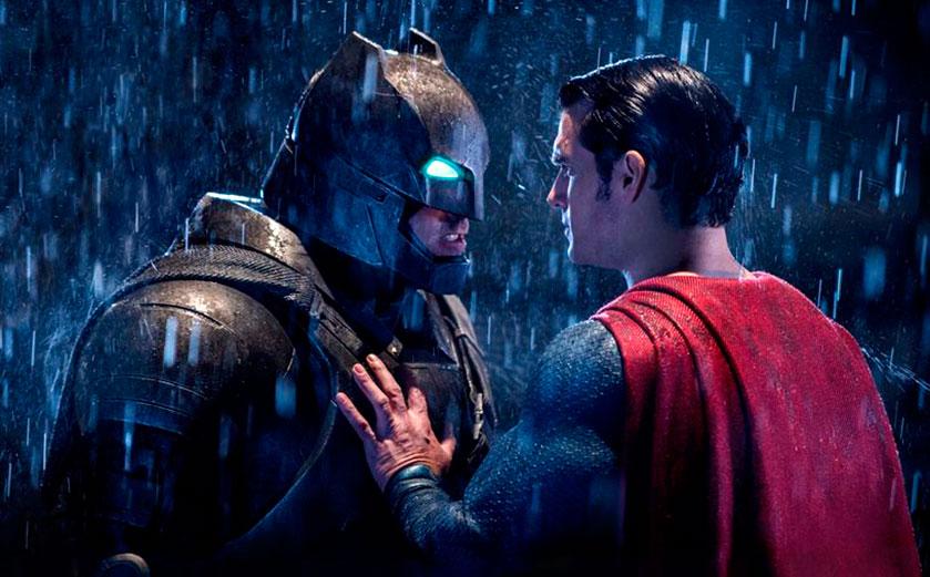 MOVIE MINI REVIEW : critique de Batman v Superman : l'Aube de la justice