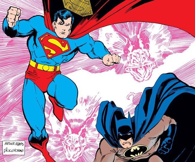 On a (aussi) lu… Superman Univers HS N°1