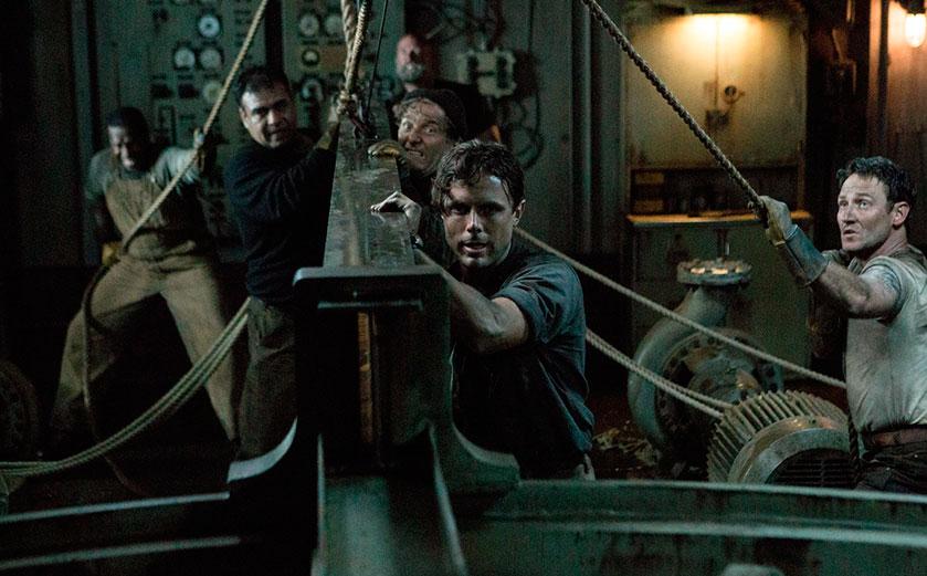 MOVIE MINI REVIEW : critique de The Finest Hours