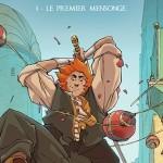 On a Lu… Les chroniques du Roi Vagabond de Martin,Prieto, Sedyas et Moreno