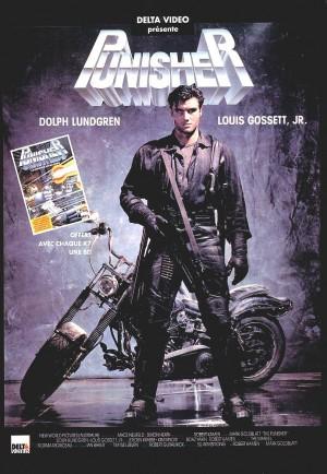 Punisher - Réalisé par Mark Goldblatt