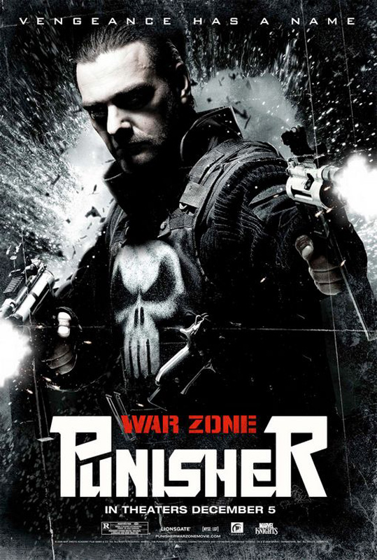 Punisher : Zone de guerre - Réalisé par Lexi Alexander