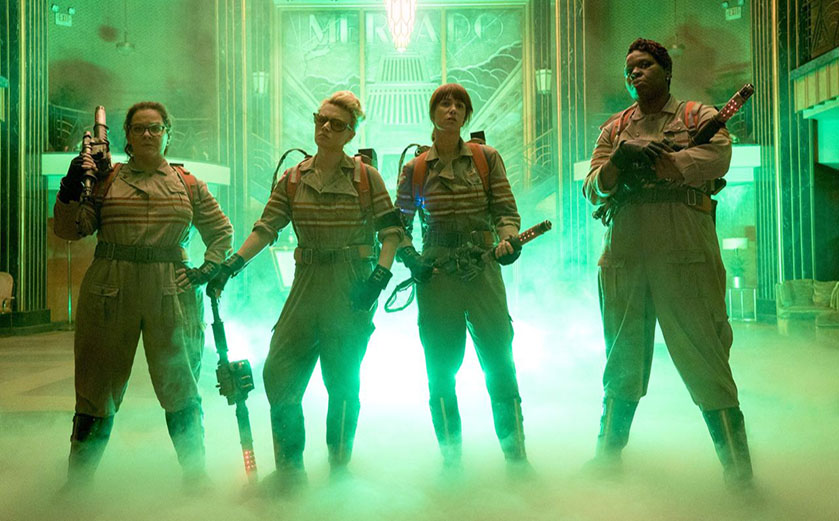 Ghostbusters 2016 : le trailer !