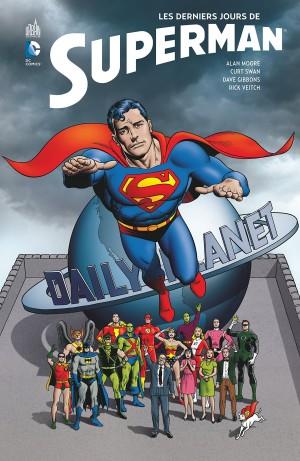 les derniers jours de superman - 1