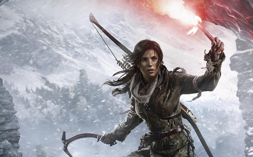 Rise of the Tomb Raider: des flingues et des tombeaux