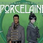 On a (aussi) lu…Porcelaine (T.2) de Benjamin Read et Chris Wildgoose
