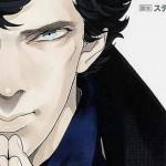 Benedict Cumberbatch en manga