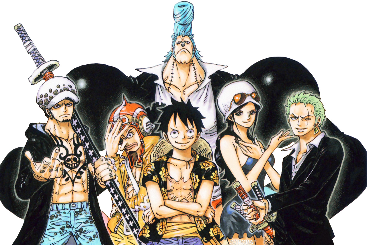 On a lu… One Piece (T. 78) de Eiichiro Oda