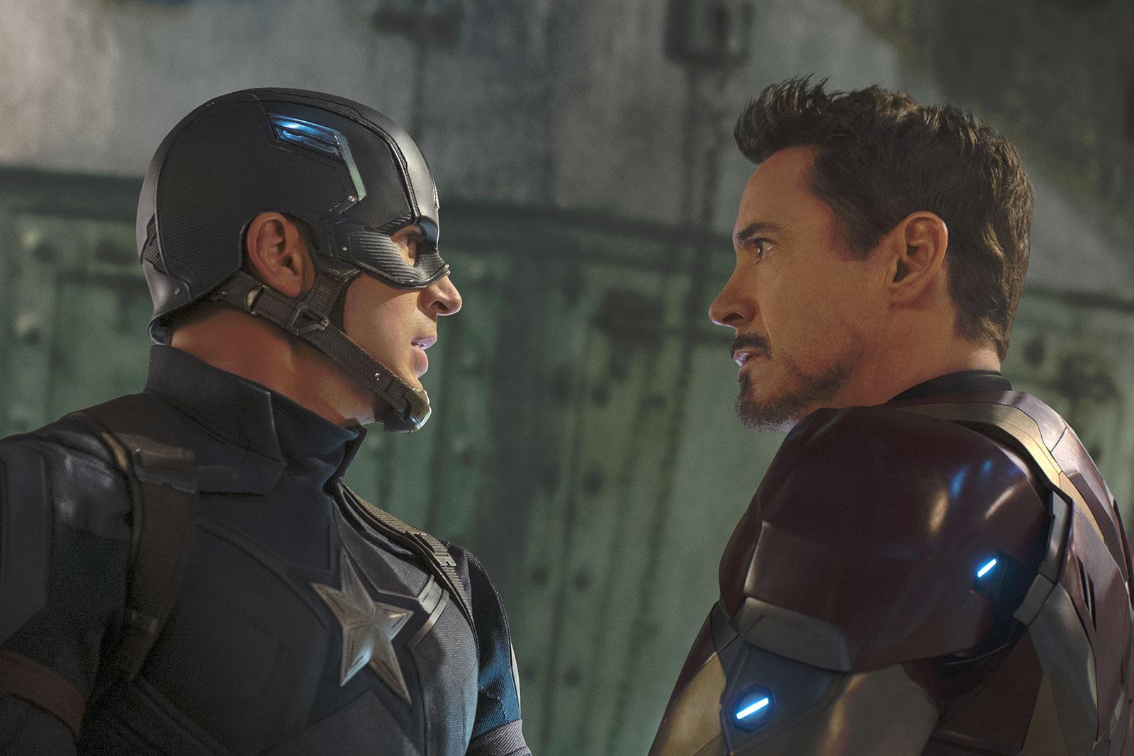 Adaptation héroïque (critique de Captain America: Civil War de Anthony et Joe Russo)