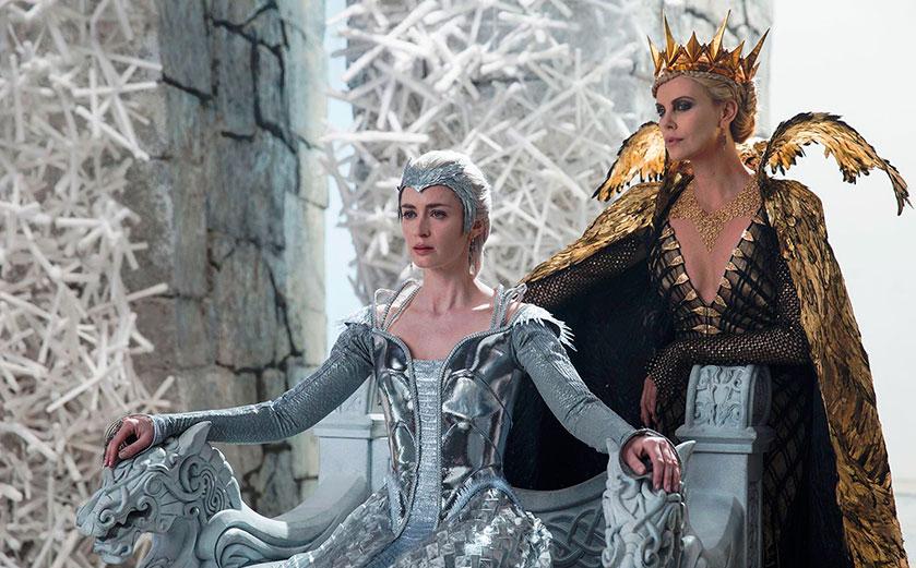 MOVIE MINI REVIEW : critique de Le Chasseur et la reine des glaces