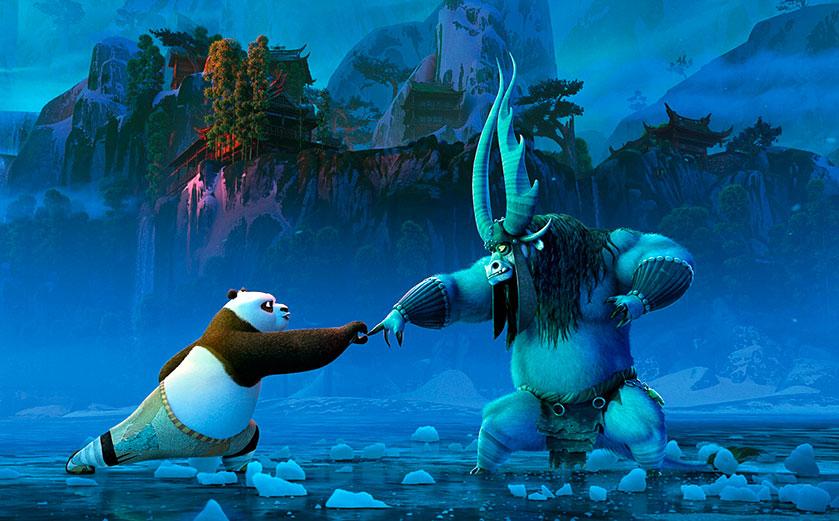 MOVIE MINI REVIEW : critique de Kung Fu Panda 3