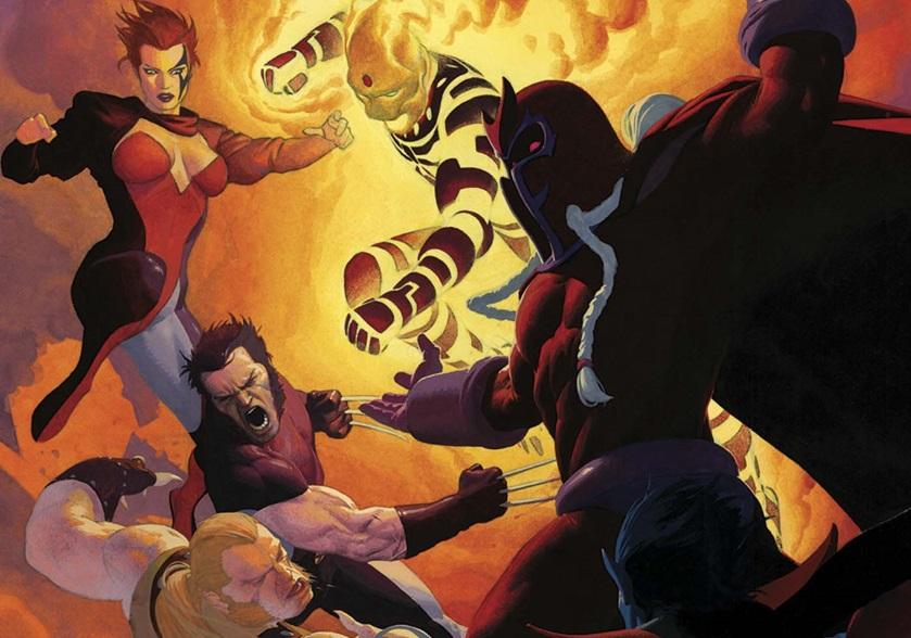 On a lu…Uncanny X-Force (T.2) – La Saga de l'Ange Noir