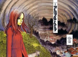 Spirale, de Junji Ito.