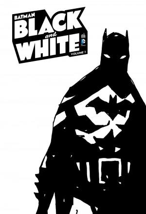 batman black et white t1 - 1