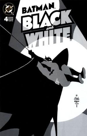 batman black et white t1 - 3