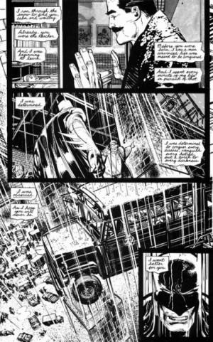 batman black et white t1 - 4