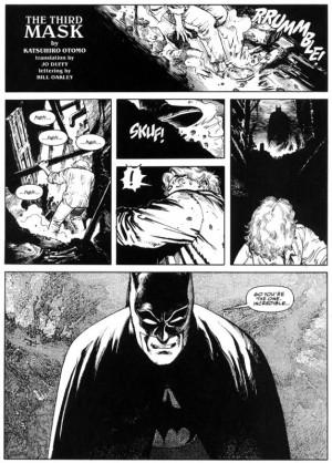 batman black et white t1 - 5