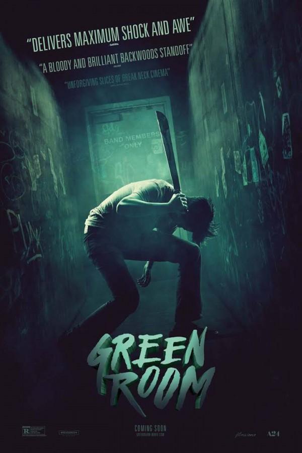 Greenroom - Jeremy Saulnier