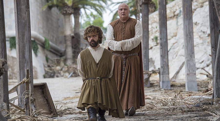 Dissemblance (Récap & critique de Game of Thrones 6.01)