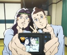 Re-Anime : Saint Young Men (de Noriko Takao)