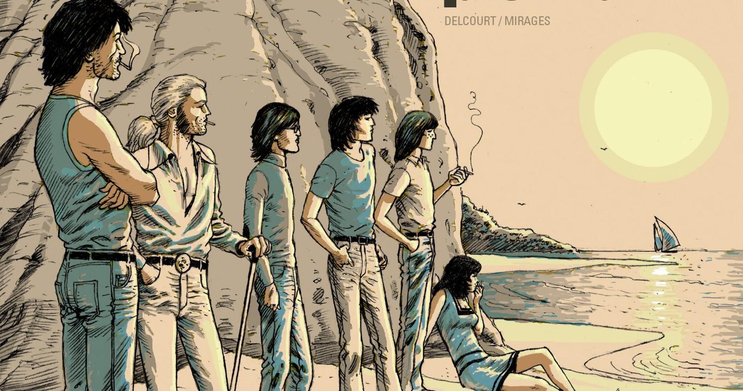 On a lu… La Poussière du plomb de Heinry, Labbé et Robin