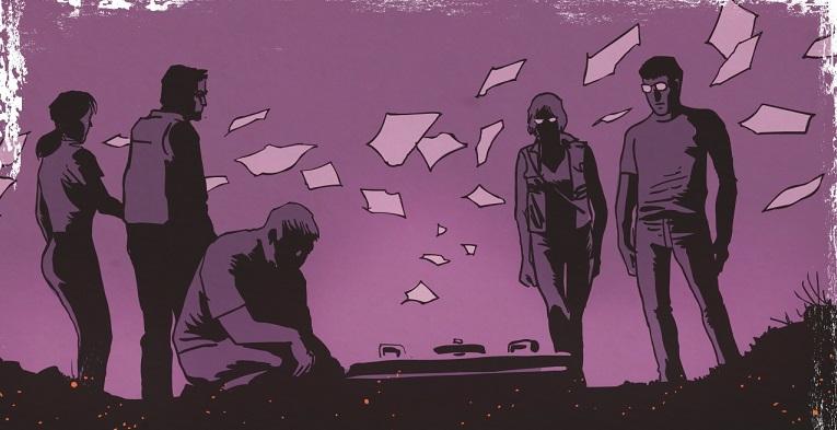 On a lu…The Bunker (T.1) de Joshua Hale Fialkov et Joe Infurniari