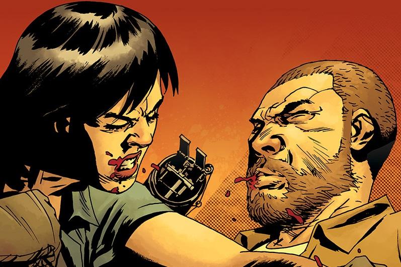 On a lu… Walking Dead (T.25) de Robert Kirkman et Charlie Adlard