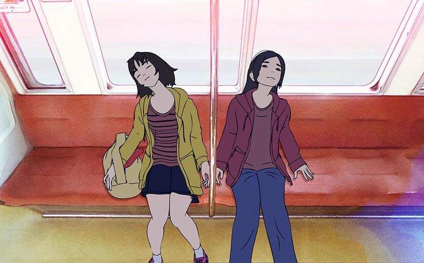 MOVIE MINI REVIEW : critique de Hana et Alice mènent l'enquête