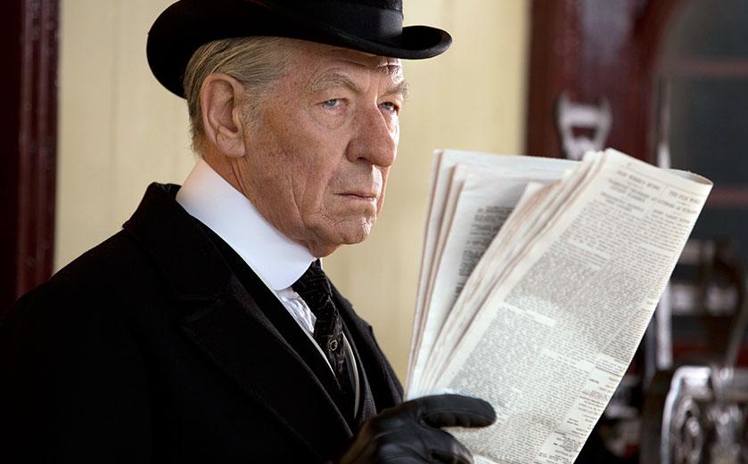 MOVIE MINI REVIEW : critique de Mr Holmes