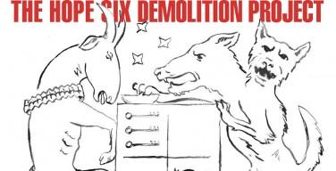 PJ Harvey - The Hope Six Demolition Project-Post_Thumbnail (image à la une)