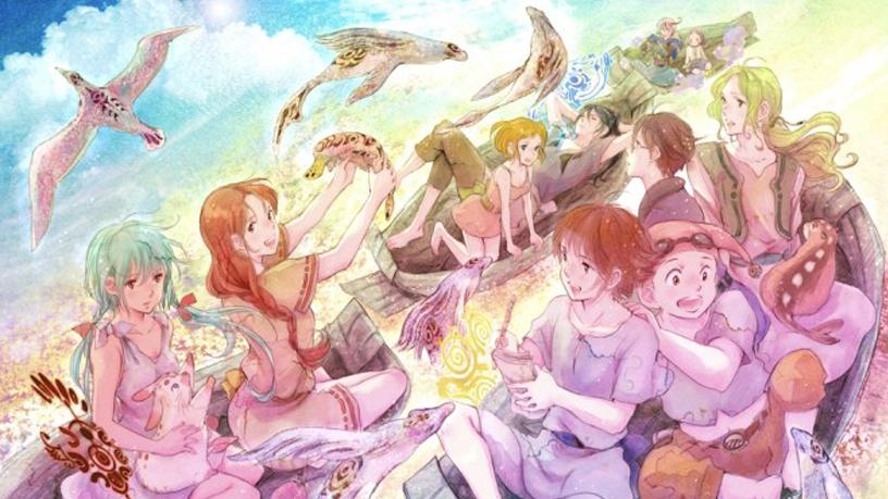 On a lu… Les Enfants de la Baleine (T. 3) de Abi Umeda