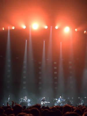 Radiohead au Zénith de Paris (23 mai 2016)