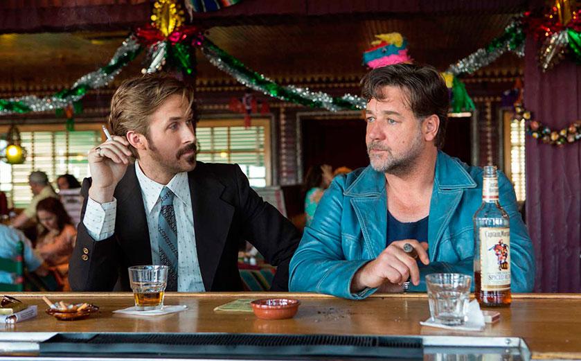 MOVIE MINI REVIEW : critique de The Nice Guys