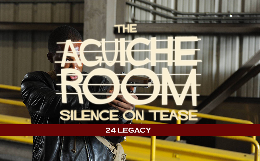 Aguiche Room : 24 Legacy