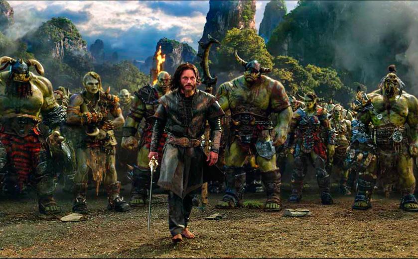 MOVIE MINI REVIEW : Warcraft : Le Commencement