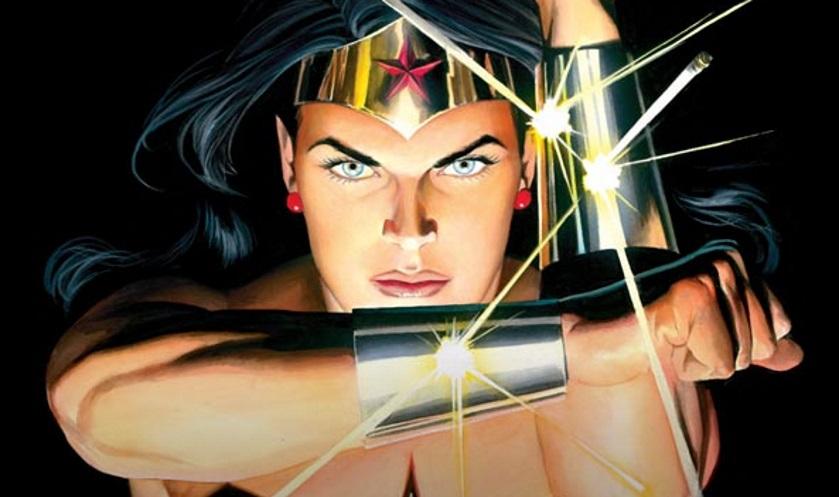 On a lu…Wonder Woman Anthologie