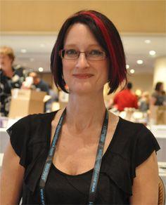 L'auteure Larissa Ione