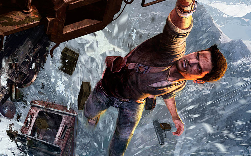 Replay sur… Uncharted 2 Among Thieves
