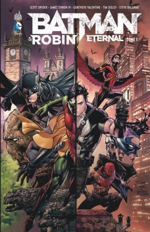 Batman & Robin Eternal T1