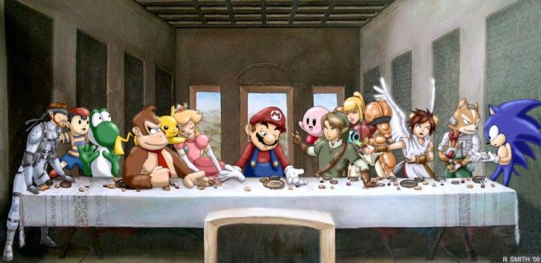 Jeux vidéo art