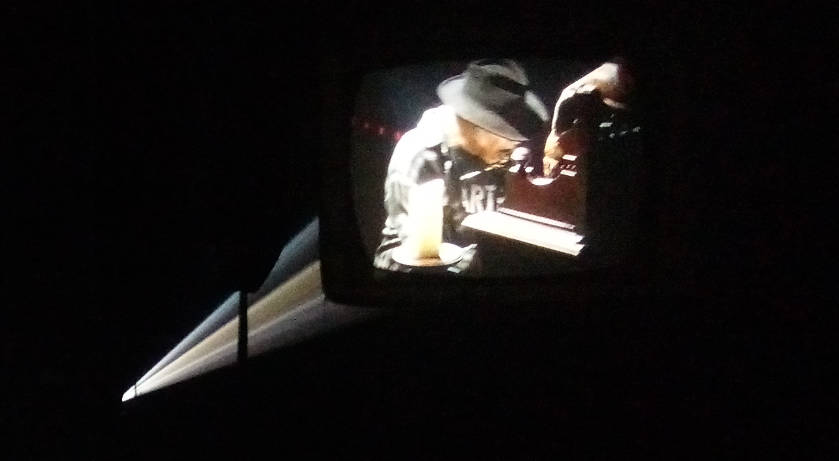 Comme un ouragan – Neil Young +Promise oftheReal àl'AccorHotels Arena deParis (23juin2016)