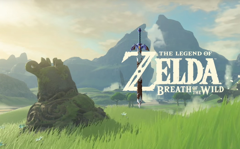E3 2016 : Trailer de Legend of Zelda: Breath of the Wild