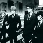 On a lu… Psycho-Pass Inspecteur Shinya Kôgami (T. 1) de Natsuo Sai et Midori Gotô